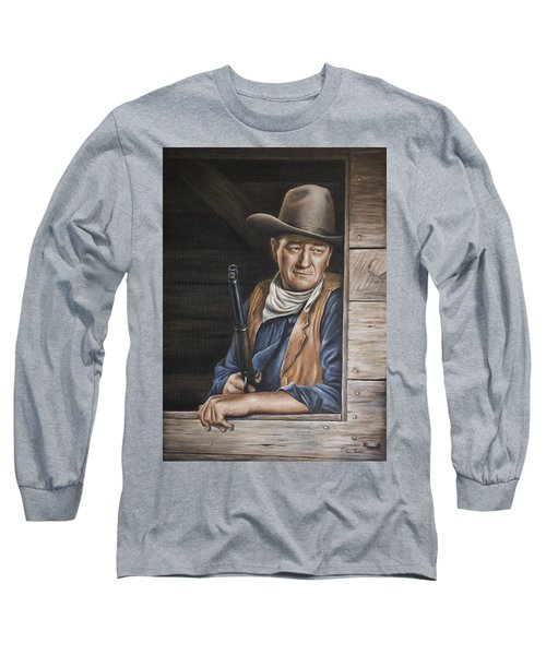 The Stuff Men Are Made Of Long Sleeve T-Shirt