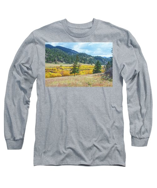 The Sublime Beauty That Ensorcells The Soul.  Long Sleeve T-Shirt by Bijan Pirnia