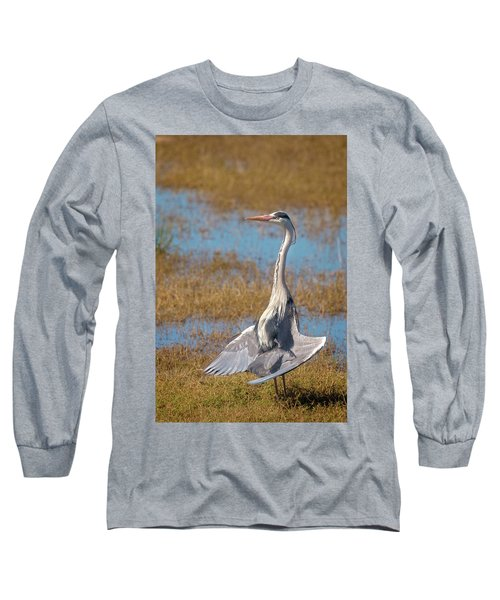 The Sunbather Long Sleeve T-Shirt