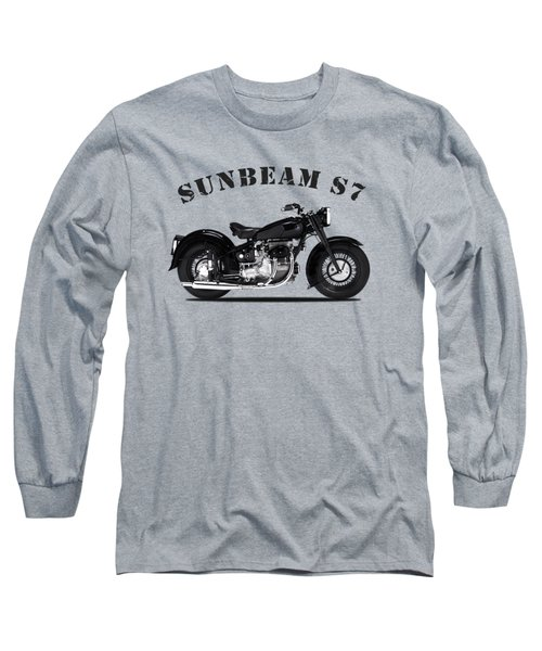 The Sunbeam S7 Long Sleeve T-Shirt