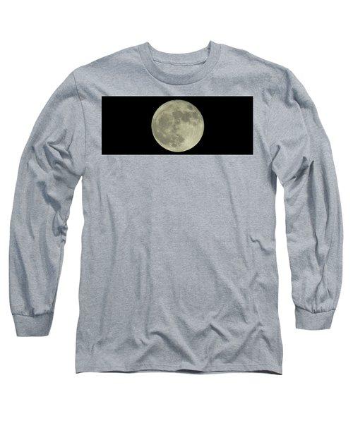 The Super Moon 3 Long Sleeve T-Shirt
