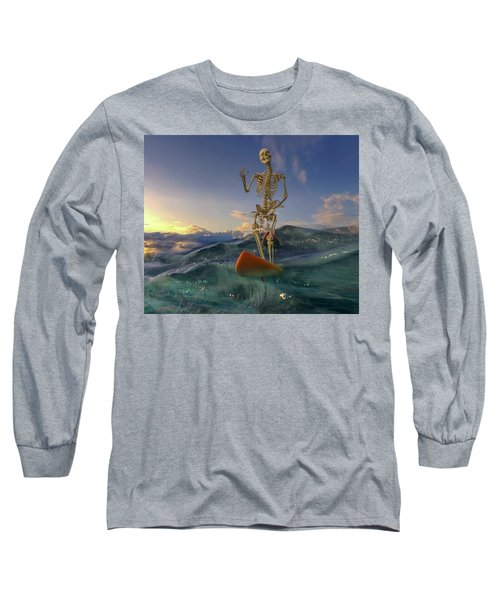 The Surfers Long Sleeve T-Shirt