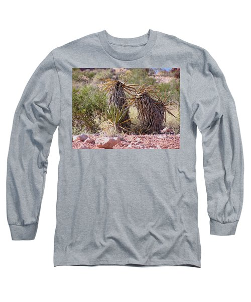 The Survivors At Red Rock Long Sleeve T-Shirt
