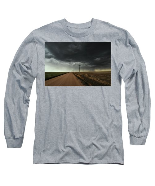 The Symmetry Of The Plains Long Sleeve T-Shirt