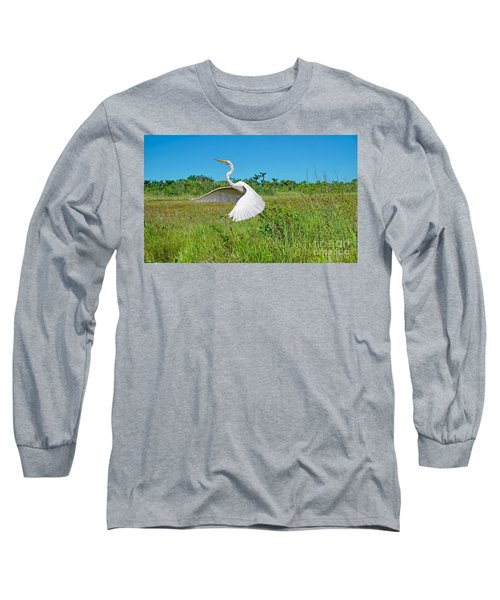 The Take Off Long Sleeve T-Shirt