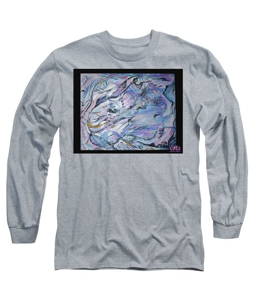 The Take  Over Long Sleeve T-Shirt