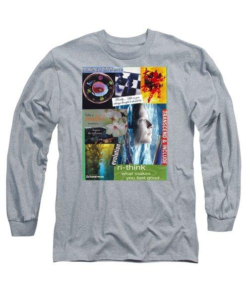 The Tao Of Life Long Sleeve T-Shirt