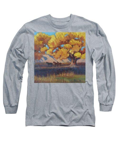 The Three Quarters Long Sleeve T-Shirt
