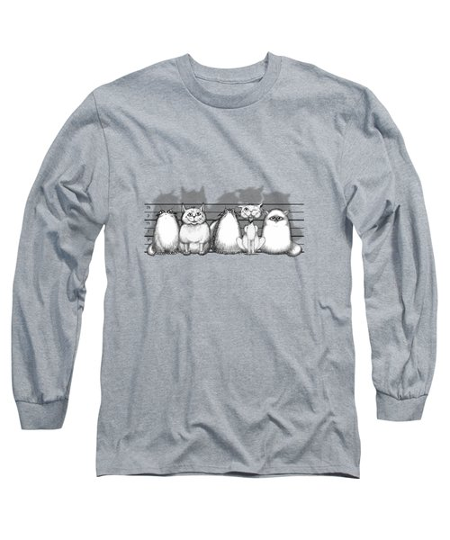 The Usual Pussies Long Sleeve T-Shirt