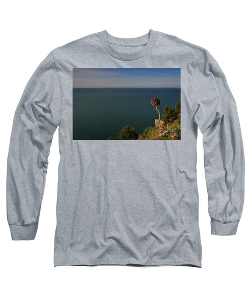 The Valley Of The Rocks Long Sleeve T-Shirt