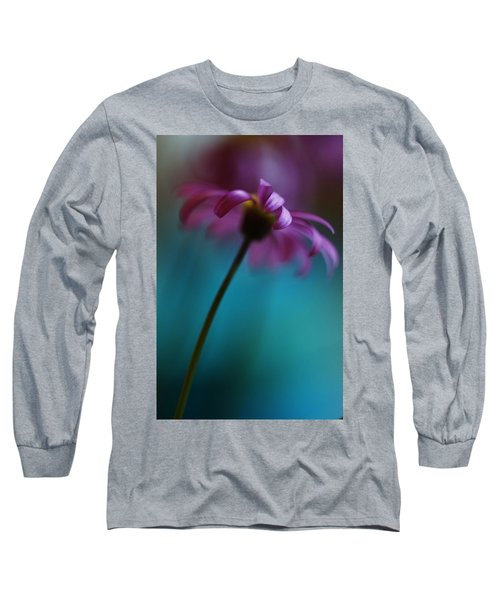 The View Above Long Sleeve T-Shirt by Kym Clarke