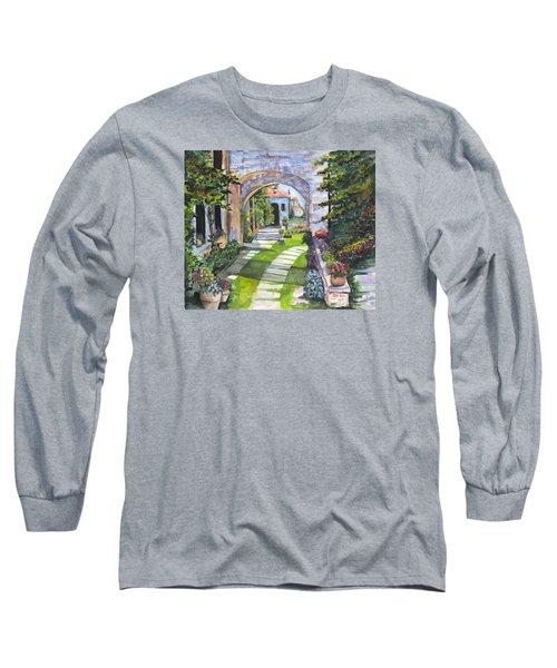 The Villa Long Sleeve T-Shirt