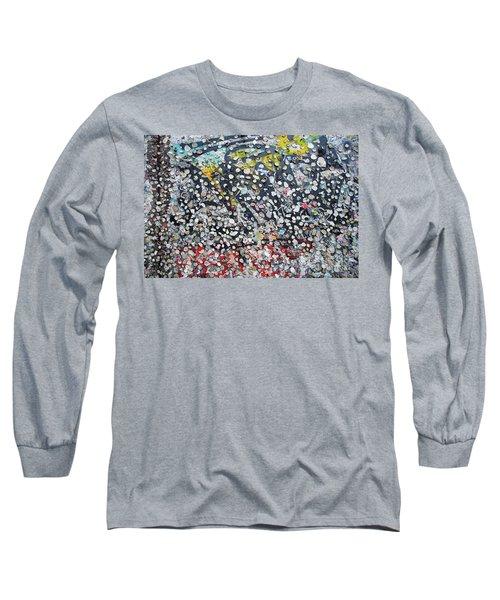 The Wall #5 Long Sleeve T-Shirt