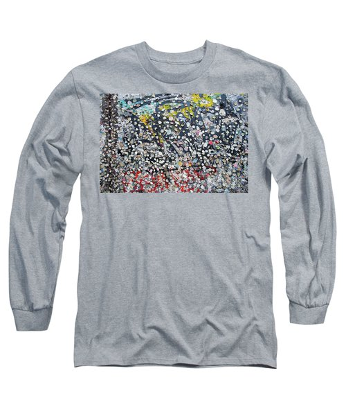 The Wall #5 Long Sleeve T-Shirt