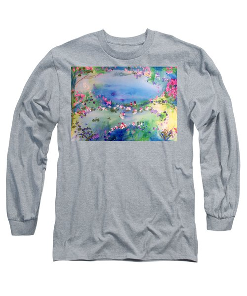 The Warmth Of August Long Sleeve T-Shirt