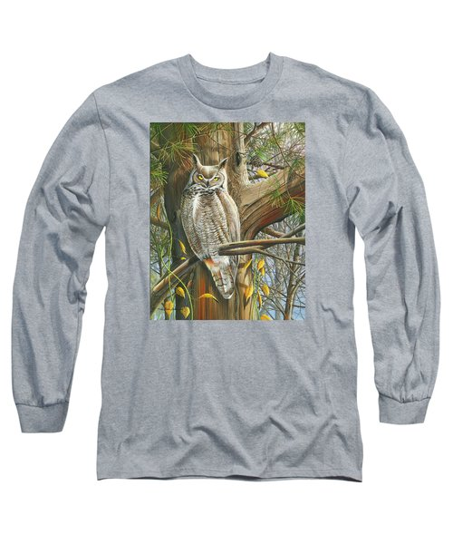 The Watchman Long Sleeve T-Shirt