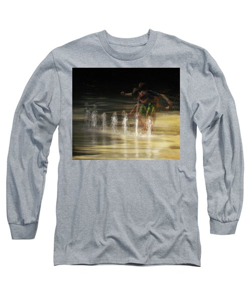 The Water Maestro  Long Sleeve T-Shirt