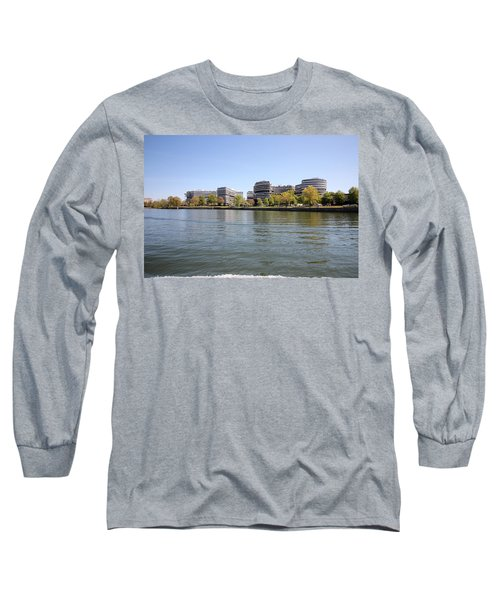 The Watergate Complex Long Sleeve T-Shirt