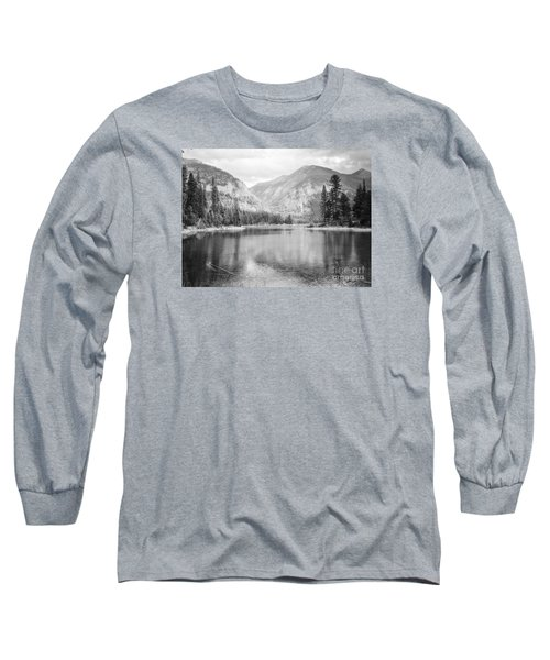 The Way Down- Journey Long Sleeve T-Shirt by Janie Johnson