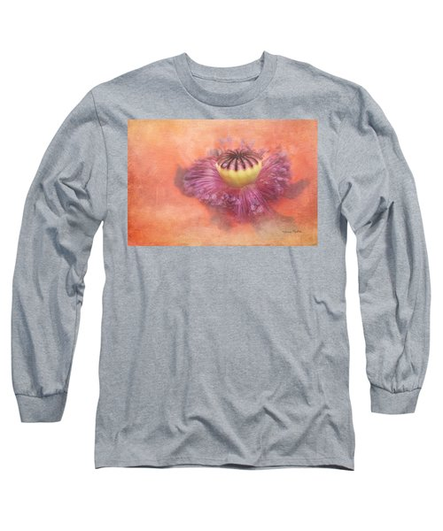 The Way She Glows Long Sleeve T-Shirt