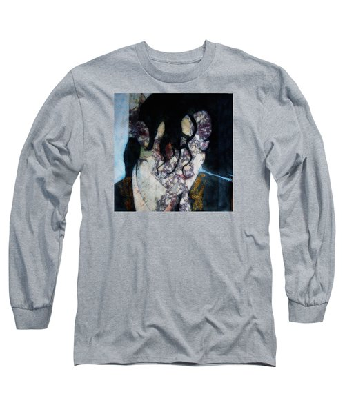 The Way You Make Me Feel Long Sleeve T-Shirt by Paul Lovering