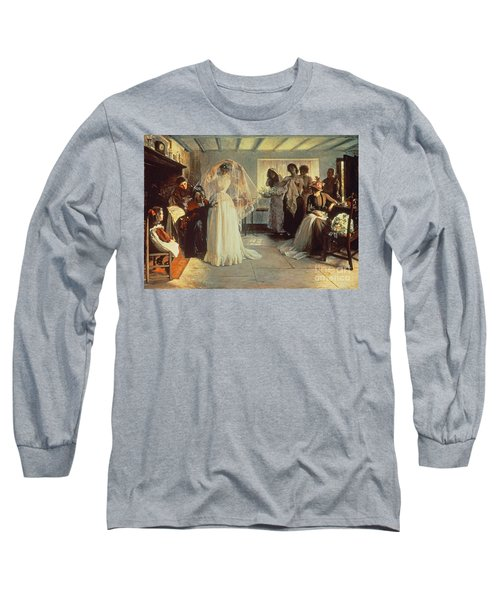 The Wedding Morning Long Sleeve T-Shirt