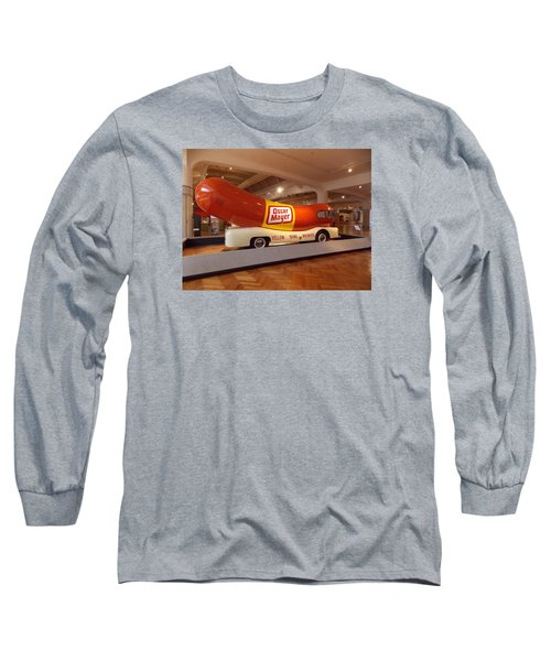 The Weinermobile 1 Long Sleeve T-Shirt