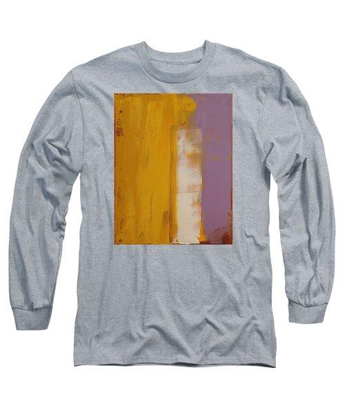 The White Stripe Long Sleeve T-Shirt