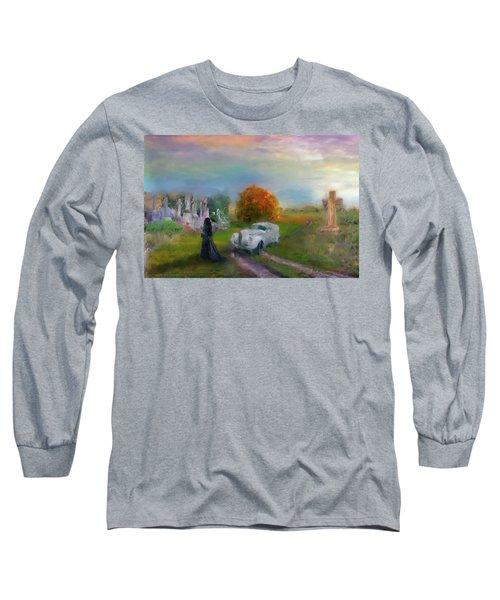 The Widow Long Sleeve T-Shirt