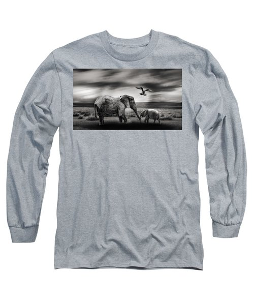 The Wild Long Sleeve T-Shirt