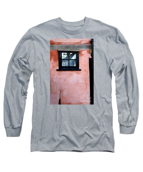 Long Sleeve T-Shirt featuring the photograph The Window by Gary Bridger