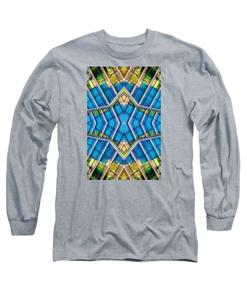 The Wit Hotel N90 V3 Long Sleeve T-Shirt by Raymond Kunst