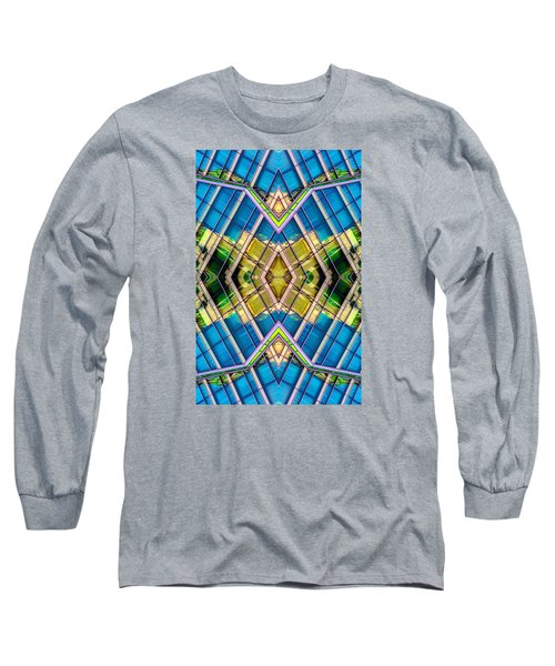 The Wit Hotel N90 V4 Long Sleeve T-Shirt by Raymond Kunst