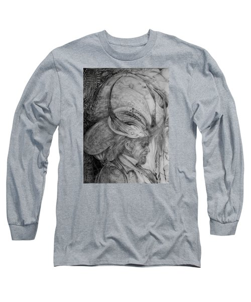The Wizard Of Earth-sea Long Sleeve T-Shirt