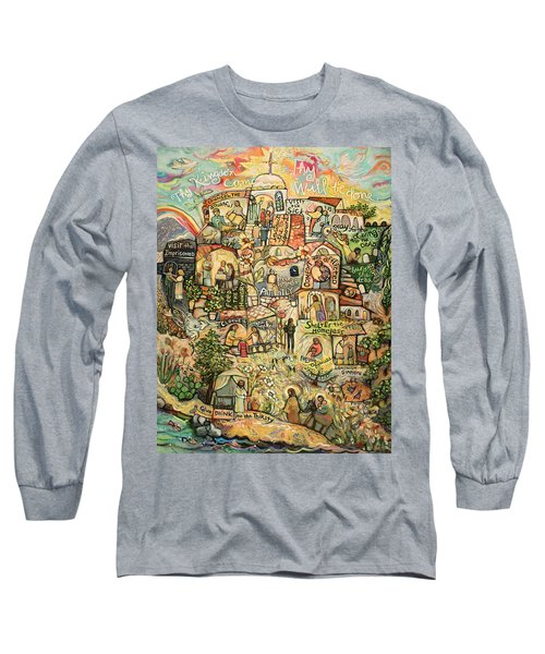 The Works Of Mercy Long Sleeve T-Shirt