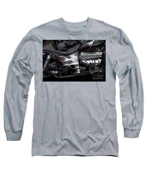 the WOW factor Long Sleeve T-Shirt by Diane E Berry