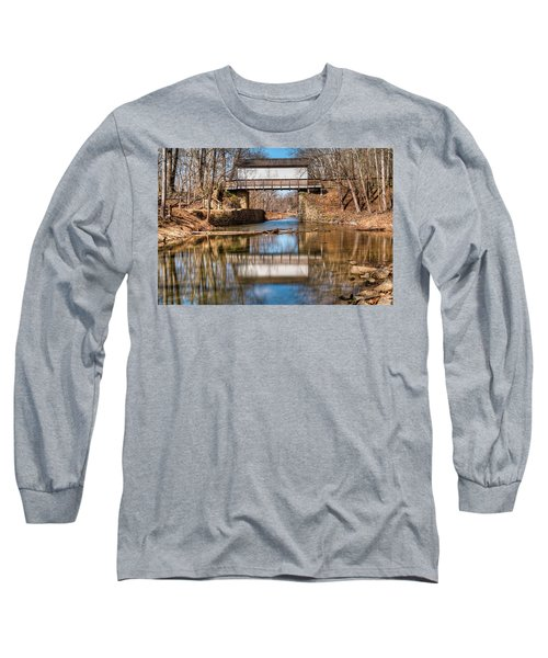 The Wrench House Long Sleeve T-Shirt