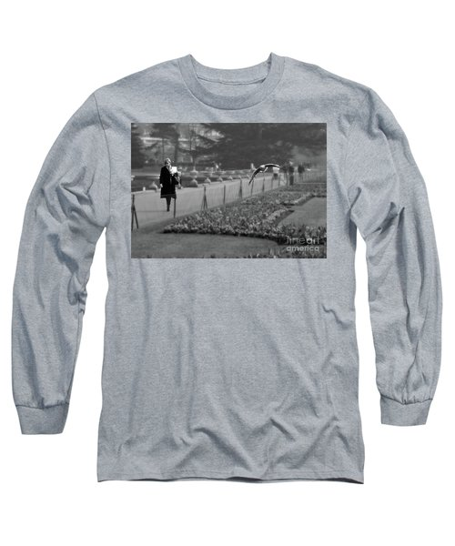 The Writers Story Long Sleeve T-Shirt