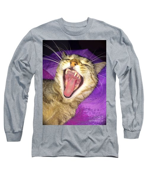 The Yawn Long Sleeve T-Shirt