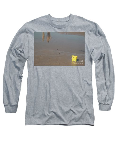 The Yellow Bucket Long Sleeve T-Shirt