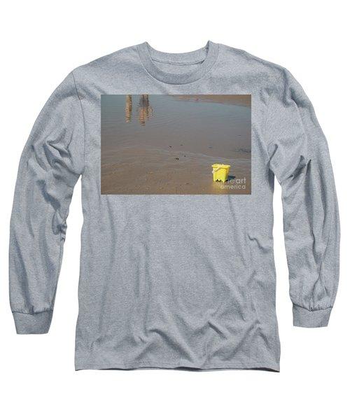 The Yellow Bucket Long Sleeve T-Shirt