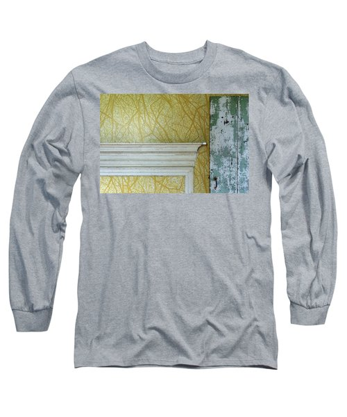 The Yellow Room No. 3 - Detail Long Sleeve T-Shirt
