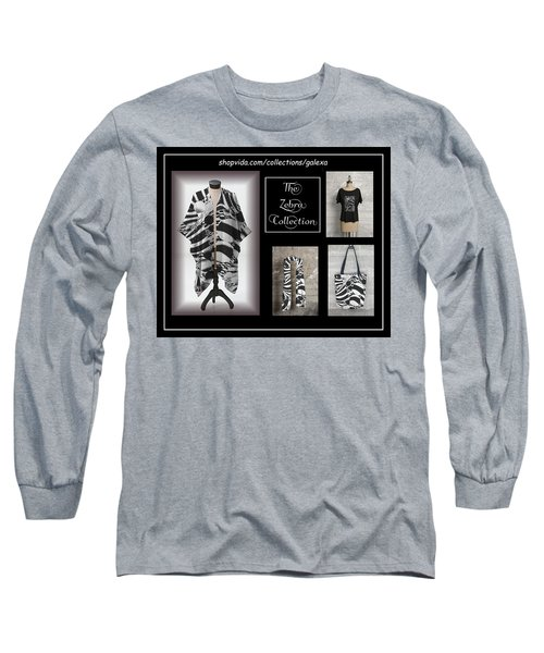 The Zebra Collection Long Sleeve T-Shirt