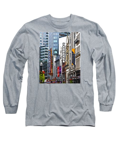 Theatre District Long Sleeve T-Shirt