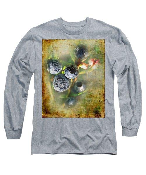 Them Old Blueberry Blues Long Sleeve T-Shirt
