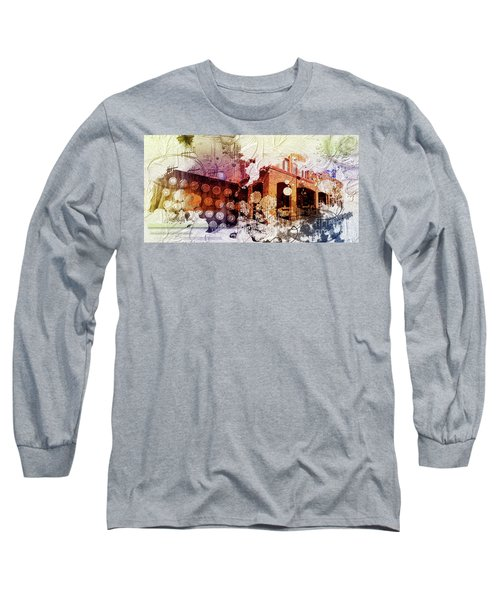 Them Olden Days Long Sleeve T-Shirt