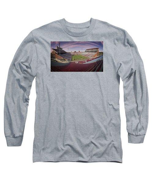 The Palace On The Prairie Long Sleeve T-Shirt