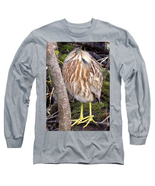 These Boots Will Walk All Over You Long Sleeve T-Shirt by I'ina Van Lawick