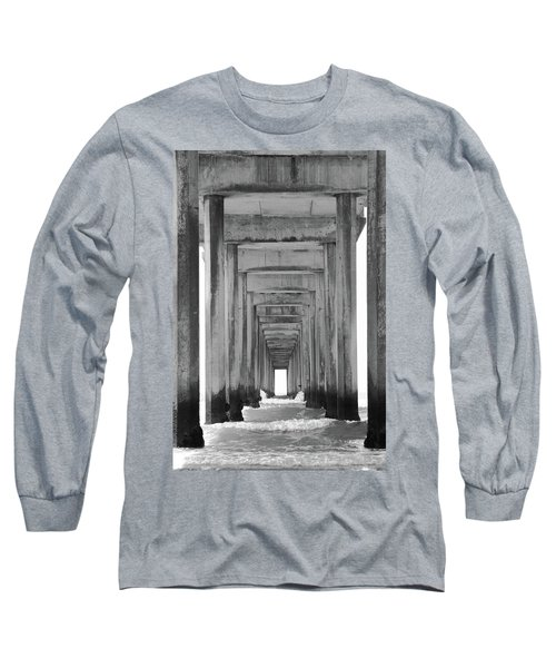 Think Outside Of The Box Long Sleeve T-Shirt