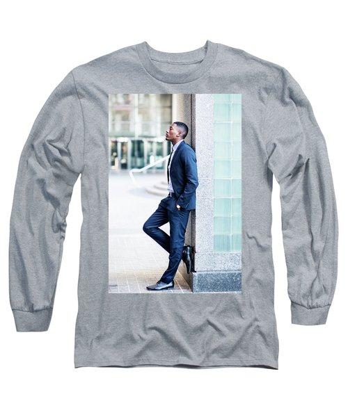 Thinking Outside Long Sleeve T-Shirt